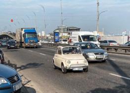 В Україні помічений Запорожець з Італії