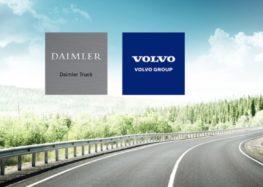 Daimler Trucks і Volvo Group запускають спільний проект