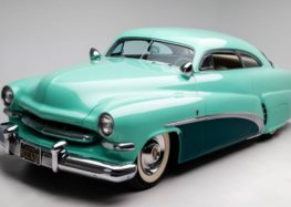 Mercury Coupe Hirohata Merc – дідусь всіх кастомів
