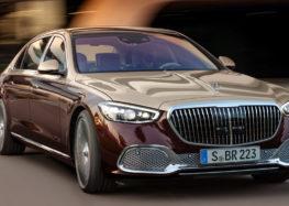 Mercedes-Benz представив Maybach S-Class нового покоління