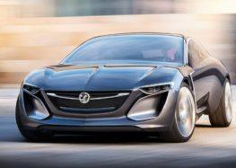 Opel відродить Monza в кросовері