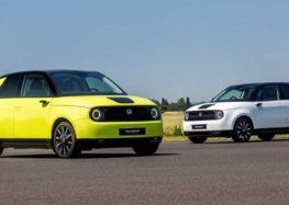 """Німці вперше визнали """"Автомобілем року"""" японця – Honda e"""