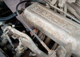 Заміна масляного фільтра Shafer FOM196 на Kia Sephia (відео)