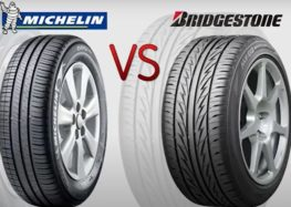Шинные новости: Michelin или Bridgestone? (Видео)