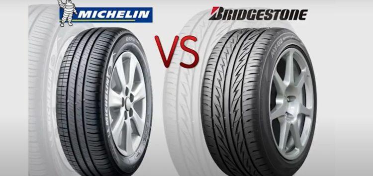 Шинні новини: Michelin чи Bridgestone? (відео)