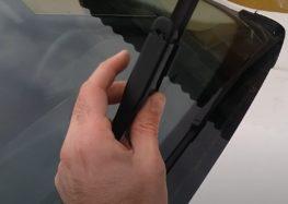 Заміна щіток склоочисника Bosch 3 397 014 115 на Ford fusion (відео)