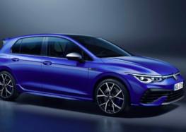 Volkswagen представив новий Golf R