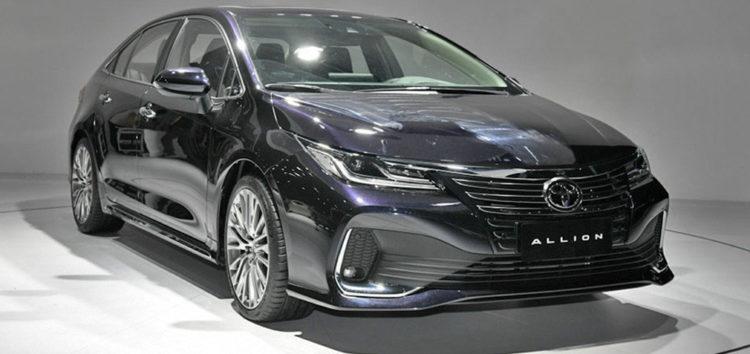 Компанія Toyota показала новий седан