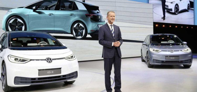 Volkswagen зосередиться на ПЗ, так само як на машинах