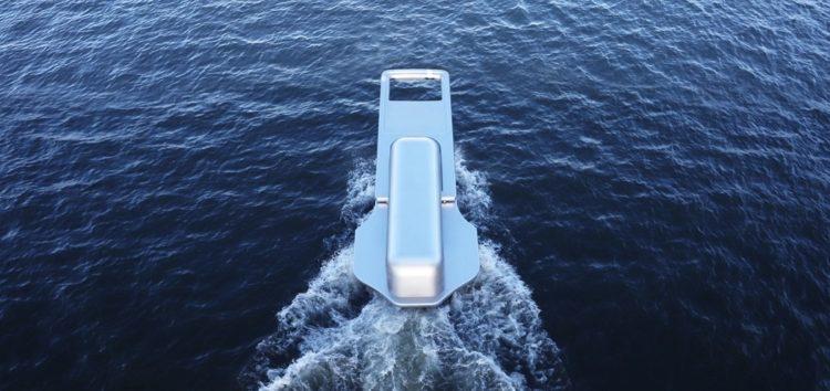 Дизайнер побудував катер-застібку (відео)