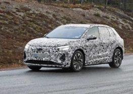 Audi показала свій Q4 E-Tron