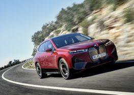 Представлений новий електроавтомобіль BMW iX