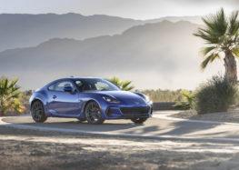 Subaru представила нове купе BRZ