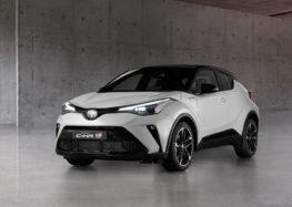 Представили дві нові версії кросовера Toyota C-HR
