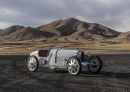 """Представили Bugatti Baby зовсім не за """"дитячою"""" ціною"""