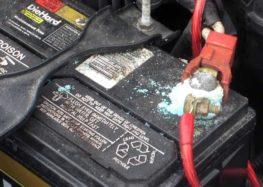 Як перевірити акумулятор на витік струму
