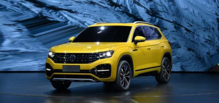 Новий кросовер від Volkswagen