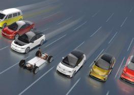 Volkswagen інвестує в електромобілі 73 млрд євро