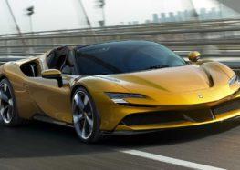 Ferrari представила свій найпотужніший суперкар
