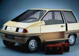 «Кишеньковий» Ford Ghia Pockar