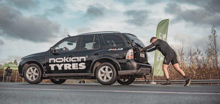 На шинах Nokian поставили новий рекорд