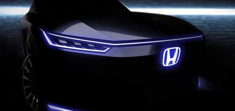Honda CR-V, Accord и NSX будут электрическими