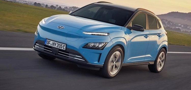 Hyundai Kona Electric оновив дизайн і можливості