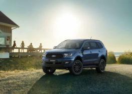 Ford представив автомобіль для експедицій