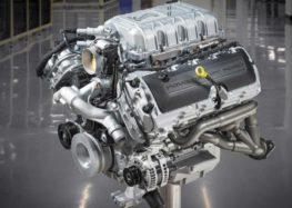 Ford планує продавати 770-сильний мотор V8