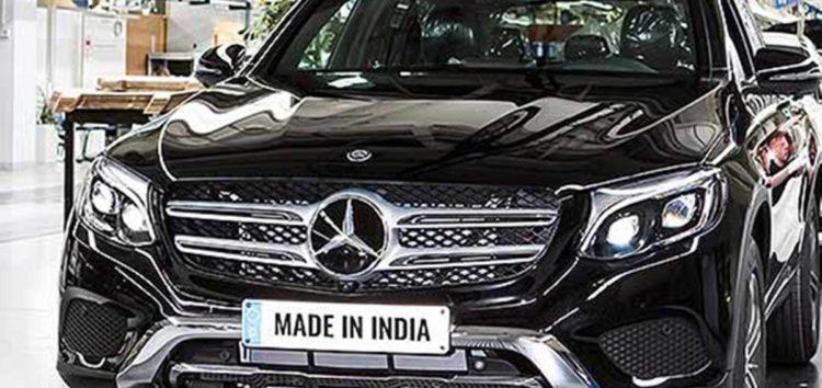 Mercedes-AMG будуть робити в Індії