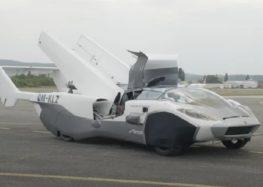 Автомобіль KleinVision AirCar успішно злетів