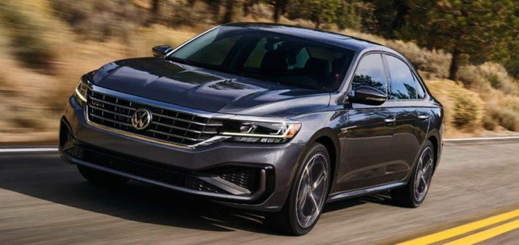 Volkswagen прибере Passat з асортименту