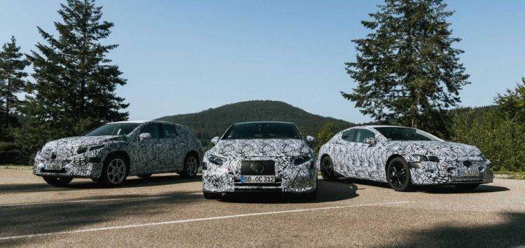 Mercedes відродить R-Class – як електромобіль