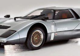 Mazda RX500: «роторний» концепт
