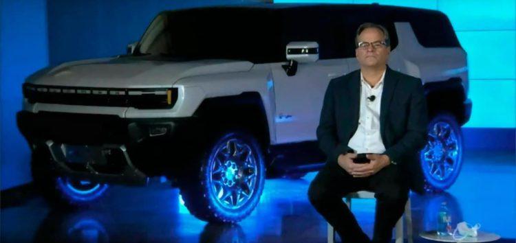 GM випустить Hummer і в форматі позашляховика