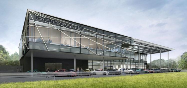 Porsche планує побудувати свій експериментальний центр в Японії в 2021 році