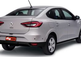 Показали фото нового Renault Logan 2021