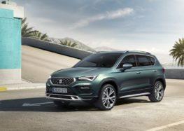 Новий SEAT Ateca вже можна купити в Україні