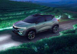 Renault представив бюджетний кроссовер Kiger
