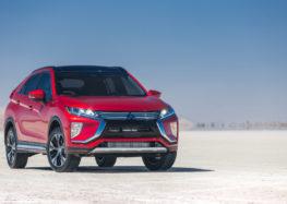 Mitsubishi розповіла про технічні характеристики нового Eclipse Cross