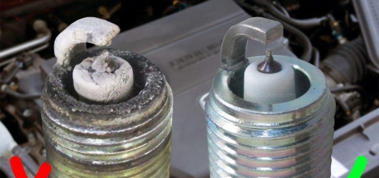 Коли потрібно міняти свічки запалювання?