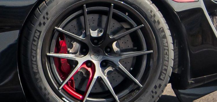 Рекорд швидкості встановили на шинах Michelin