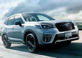 Subaru Forester з новим турбованим мотором
