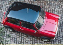 Британська компанія представила комплекти для переробки автомобілів Mini в електромобілі