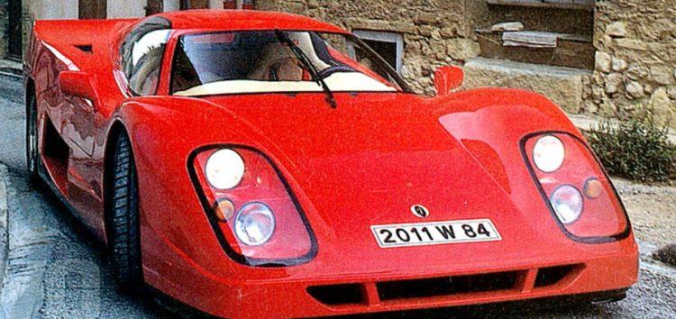 Jimenez Novia – первый суперкар W16