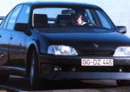Opel Omega Evo 500: невдалий але цікавий