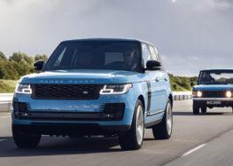 Представили ювілейну версію позашляховика Range Rover Fifty