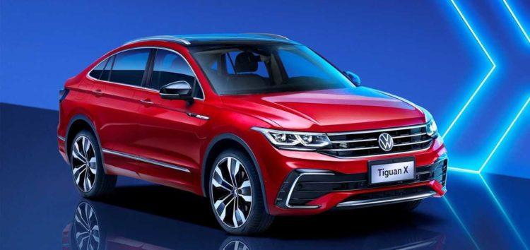 Volkswagen почав продажі Tiguan X