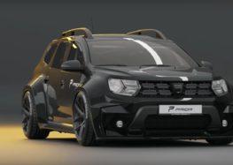 Dacia Duster отримала німецький тюнінг