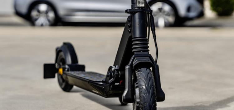Mercedes випустить електросамокат